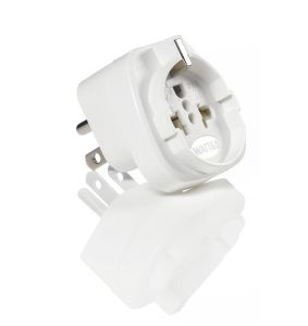 Adaptateur pour prises lectriques prises am ricaines usa canada - Adaptateur de prise pour les usa ...